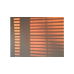 freetoedit grid blinds aesthetic goldenhour