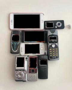oldphones old retro mobilephones freetoedit