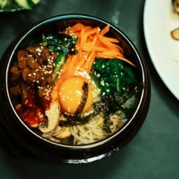 cool freetoedit food creativity koreanfood
