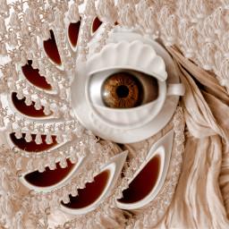 patterns taupe doodleart art madewithpicsart freetoedit ircteatime teatime