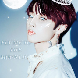 sunandmooncontest kpop moon crown aesthetic freetoedit