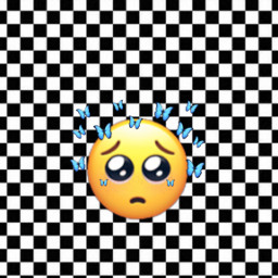 freetoedit butterflys yellow emoji sad