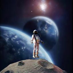 spacesaturday discount astronaut floating gravity freetoedit