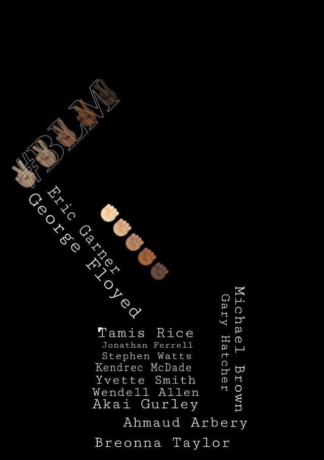 just because of your skin colour you shouldn't be killed ✊🏾#blm #blacklivesmatter #protest #freetoedit BLACK LIVES MATTER.