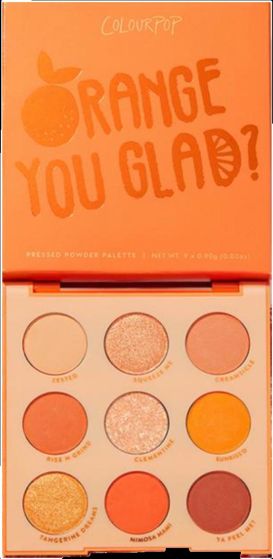 #freetoedit #makeup #oranges #colourpop #niche #nichememes