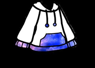 freetoedit galaxy hoodie gacha gachalife