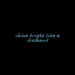 freetoedit shine bright like a