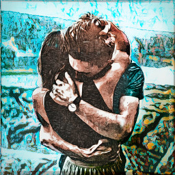 lovecouple picsart digitalart madewithpicsart