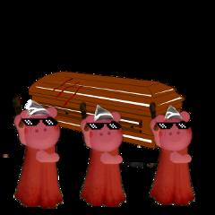 freetoedit coffindance piggy piggyroblox