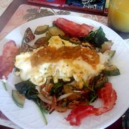 food foodphotography eggs bacon cheese