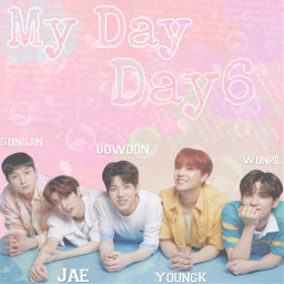 freetoedit day6 day6youngk youngk youngkday6 day6sungjin day6wonpil day6jae day6dowoon day6kpop day day6sticker