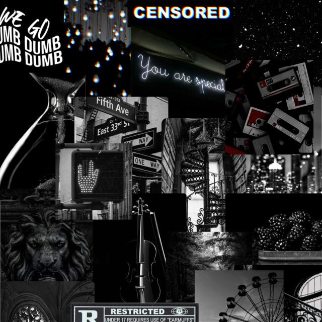 ☆︎ƒɾεε ϯσ մςε, δσ ησϯ ςϯεαʆ☆︎   #freetoedit #aesthetic #black #collage #aestheticphotography #grunge #censored #vhstapes #blackandwhite #aestheticcollage #tumblr #restricted #depth #background #aestheticbackground #blackaesthetic #blackbackground #ferriswheel #gray #vintage