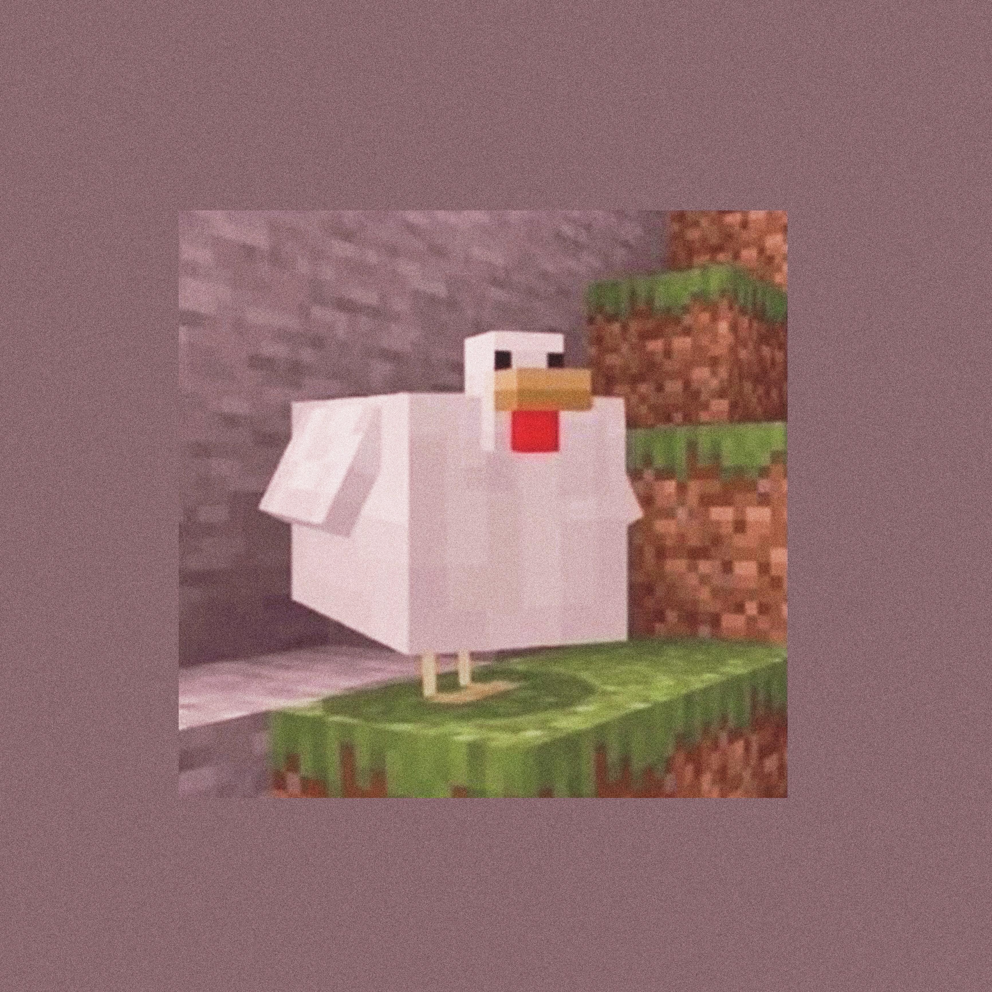 Minecraft Chicken Videogames Edit Image By Bianka 3