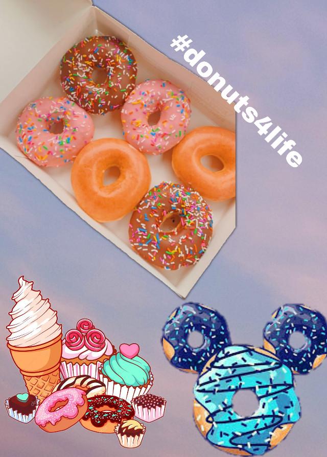 #donuts4life #ilovedonuts #donutsdonutsdonuts #freetoedit