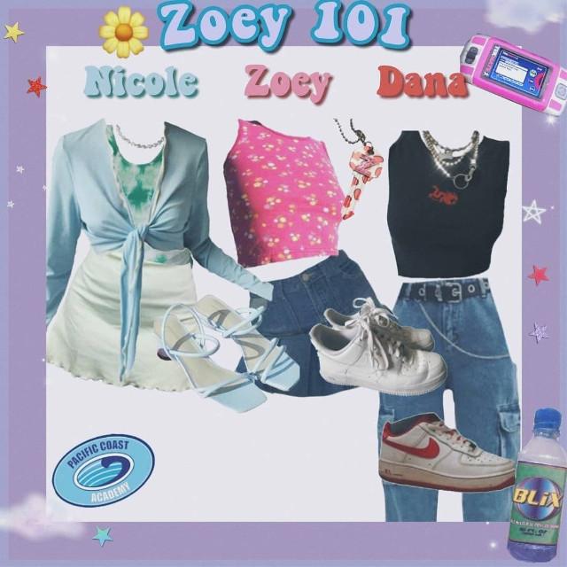 Zoey 101 season 1🌻 moodboard #moodboard #moodboardaesthetic #aesthetic #zoey101 #outfitaesthetic