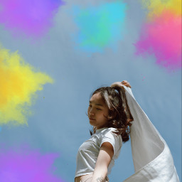 rainbowsplashbrush freetoedit