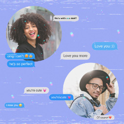 freetoedit collage imessage text textbubble