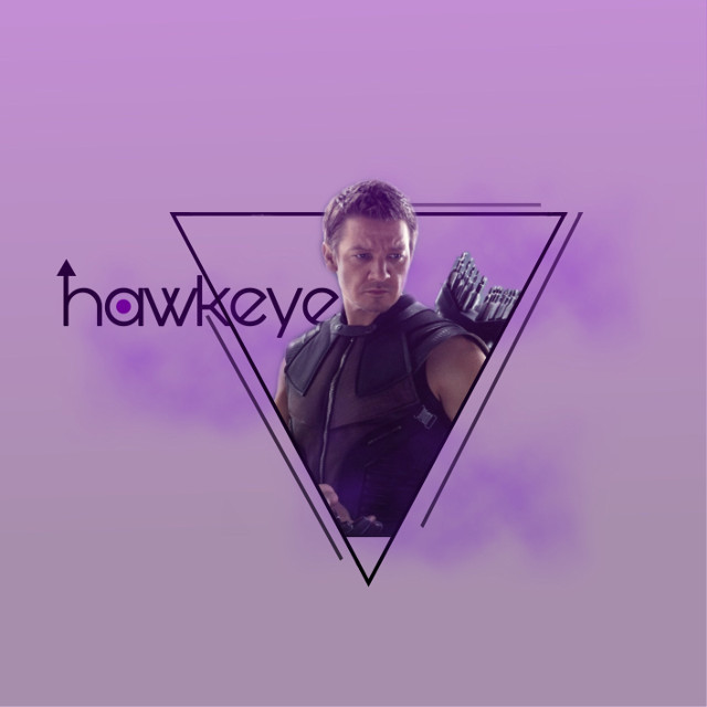 ☁️Hawkeye☁️ 1/6 Hawkeye/Clint Barton/Jeremy Renner 💜  ☁️☁️☁️ #hawkeye #jeremyrenner #clint #barton #clintbarton #jeremy #renner #purple #myedit #dontsteal #freetoedit   ☁️☁️☁️ Credits to the people who made the stickers! Dont steal!