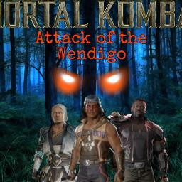 mortalkombat11 mortalkombat mk11 mk forest freetoedit