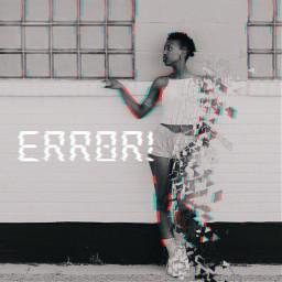 freetoedit error glitch disperse model