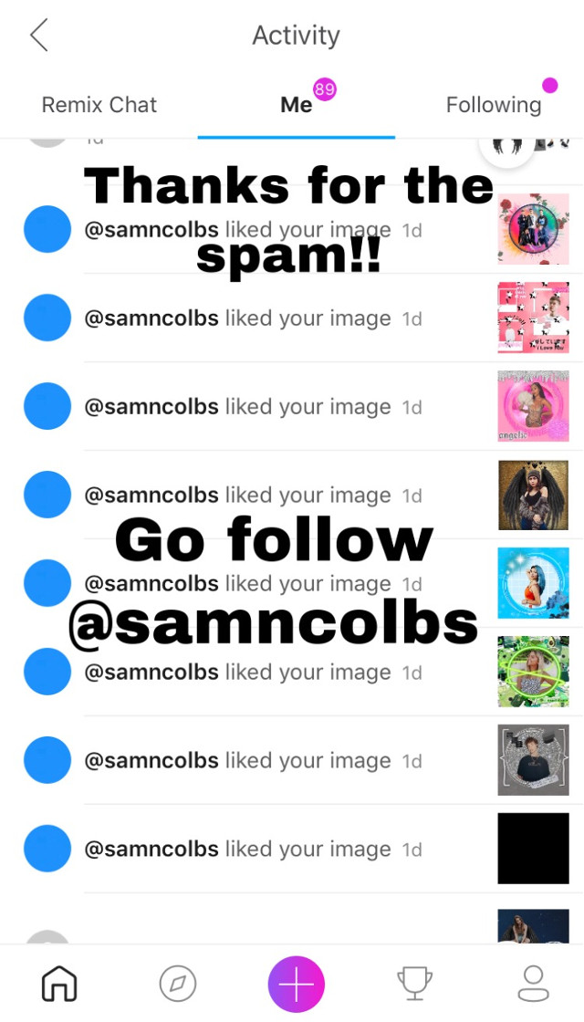Thanks!! 🙈 @samncolbs