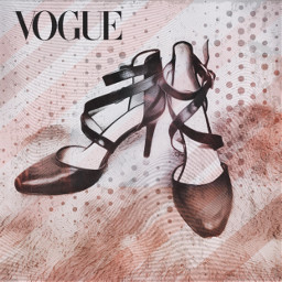 freetoedit vogue shoes heels aesthetic