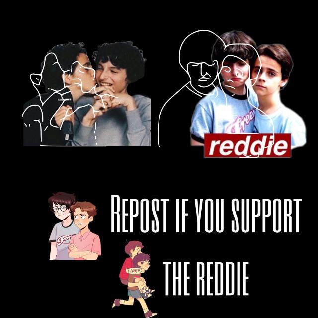 #freetoedit #reddie #eddiekaspbrak #richietozier