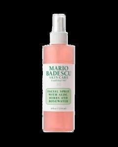 pink mariobadescu skincare care selfcare