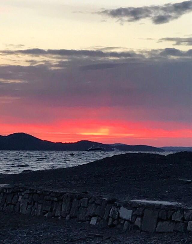 #freetoedit#sunset#clouds##myphotography#croatia#trevel#naturephotography#pclandscape#zadar