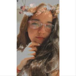 freetoedit angel selfie aesthetic shine