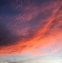 freetoedit sunset sky clouds photography