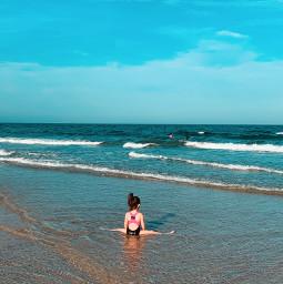 beach summer love