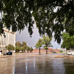thunderstorms rain richmondva rva clouds
