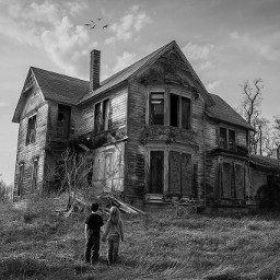 ghosthouse ghost house