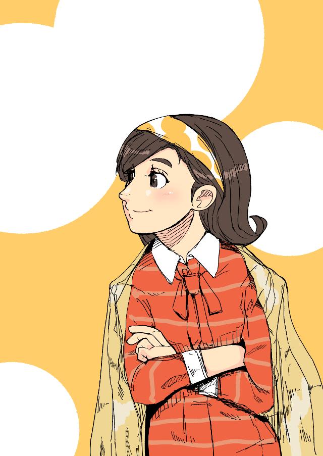 #freetoedit #drawing #girl #マチ子