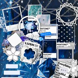 blue bluebackground animebackground edit editbackground freetoedit