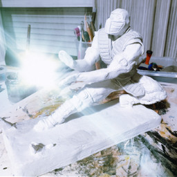 sculpture handmade mortalkombat myhobby