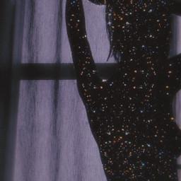 freetoedit picsart papicks glitter silohuette