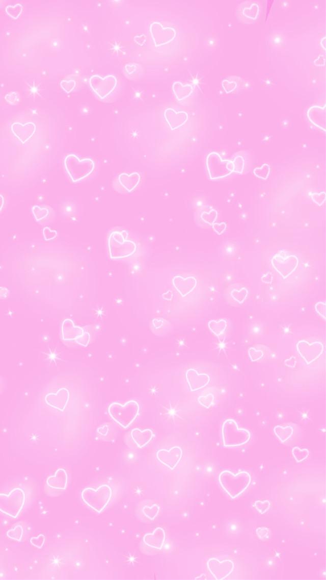#freetoedit #pink #hearts #backround #pleaseuse #art