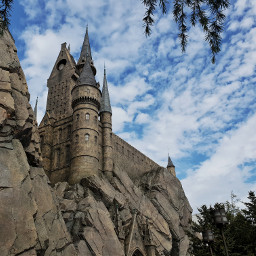 freetoedit castle sky