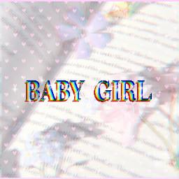 freetoedit babygirl pastel pink pastelpink