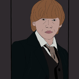 colorpaint draw ronweasley