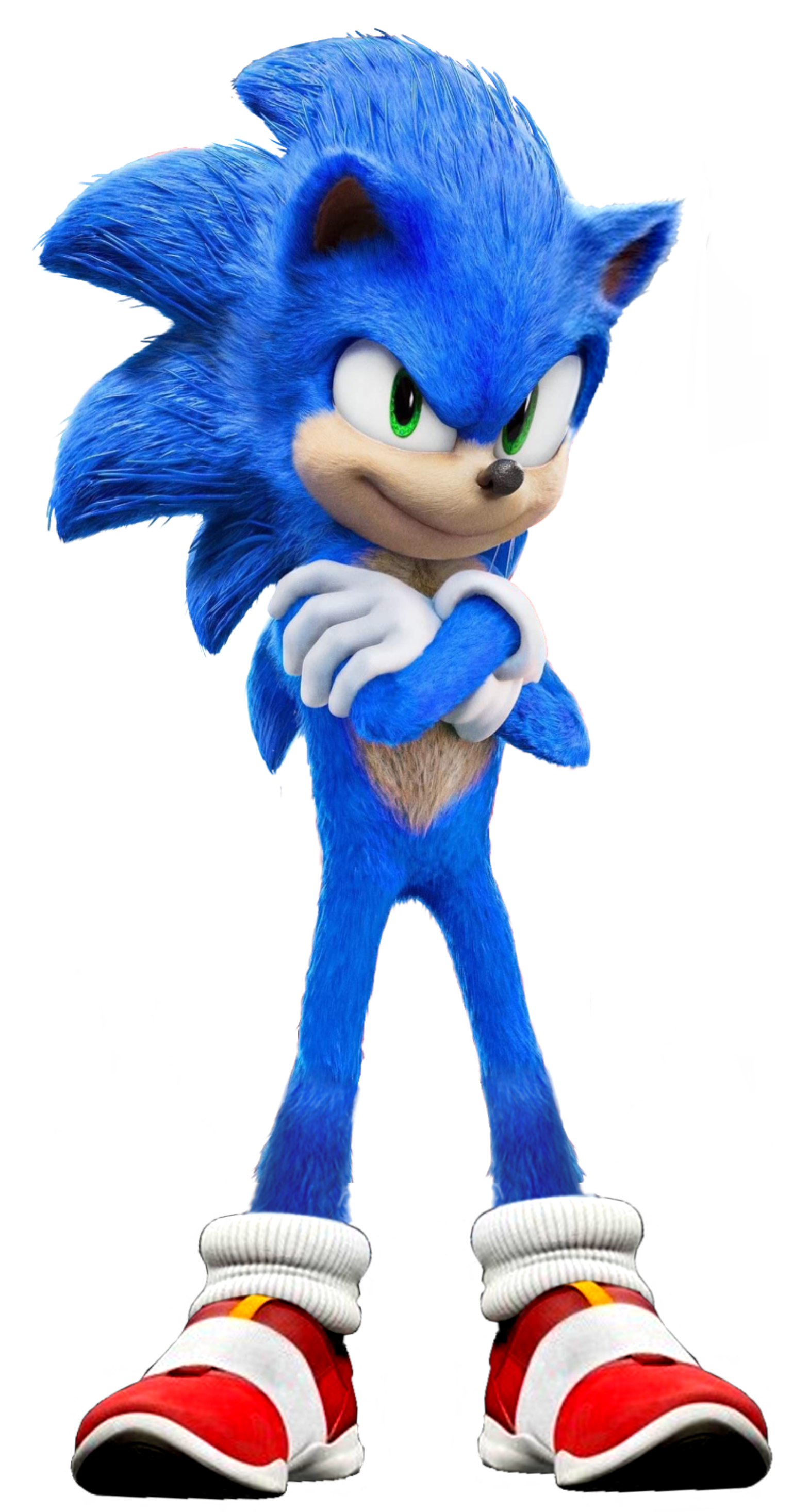 Babysonic Sonic Sticker By ℋannah