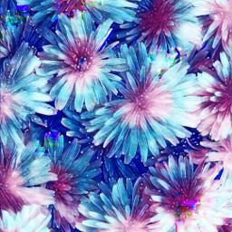 galaxy blue sparkle glitter glitch freetoedit