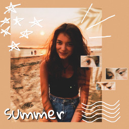 freetoedit summer replay hey picsart