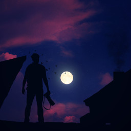 beauty surprise wonderland moonlight freedom freetoedit