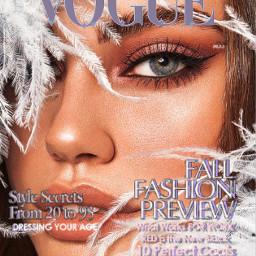 freetoedit girlpower magazine vogue read