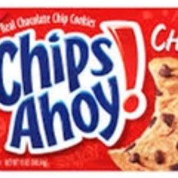 chipsahoy cookie chocolatechipcookie