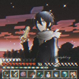 yato noragami noragamiedit anime noragamikofuku freetoedit