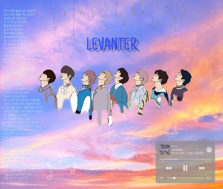 #freetoedit #levanter #youmakestraykidsstay STAY🌟 ready for their comeback, 2020.6.17 #GOLIVE